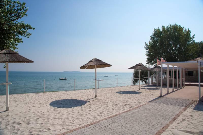 Spiaggia della Baia