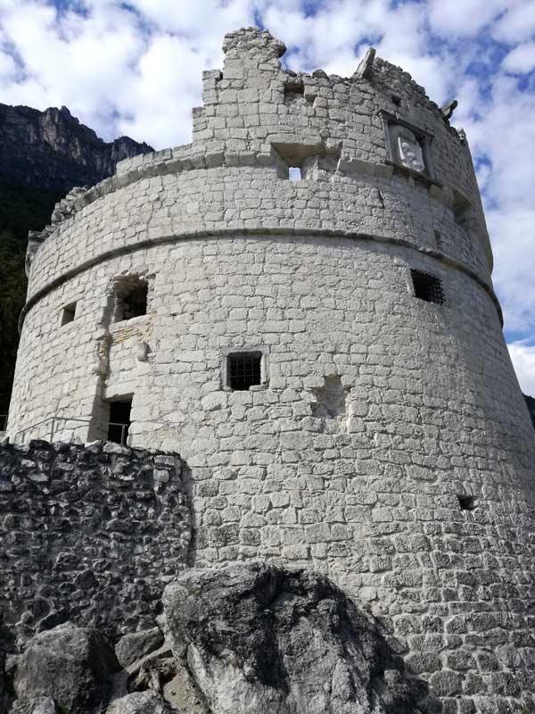Cosa vedere a Riva del Garda? Il Bastione