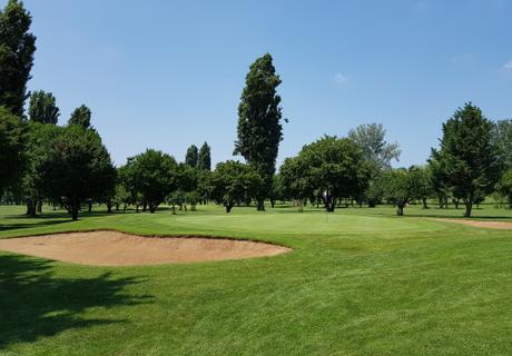Il Golf Club Villafranca a Pozzomoretto