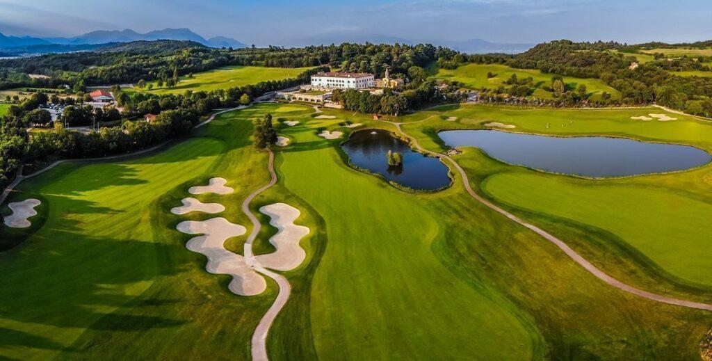 Il Golf Club Arzaga a Calvagese Della Riviera