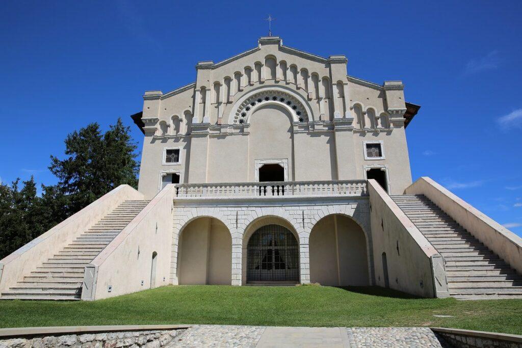 Santuario di Montecastello a Tignale